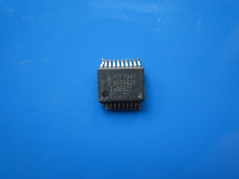 Transponder PCF7941 NXP second