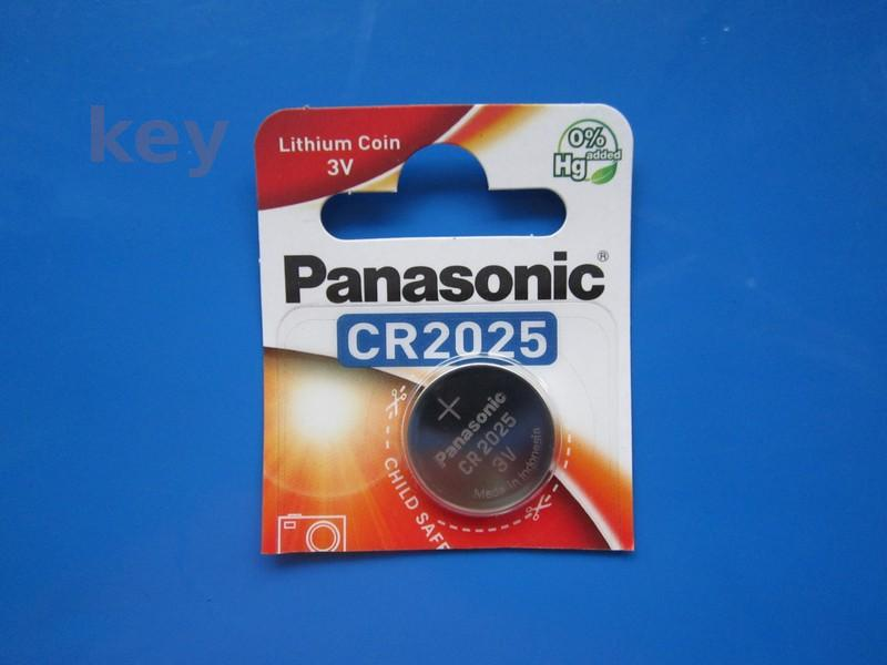 Baterie CR2025 Panasonic