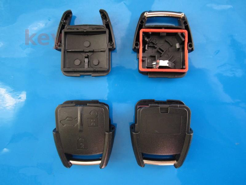 Carcasa cheie Chevrolet 3 butoane