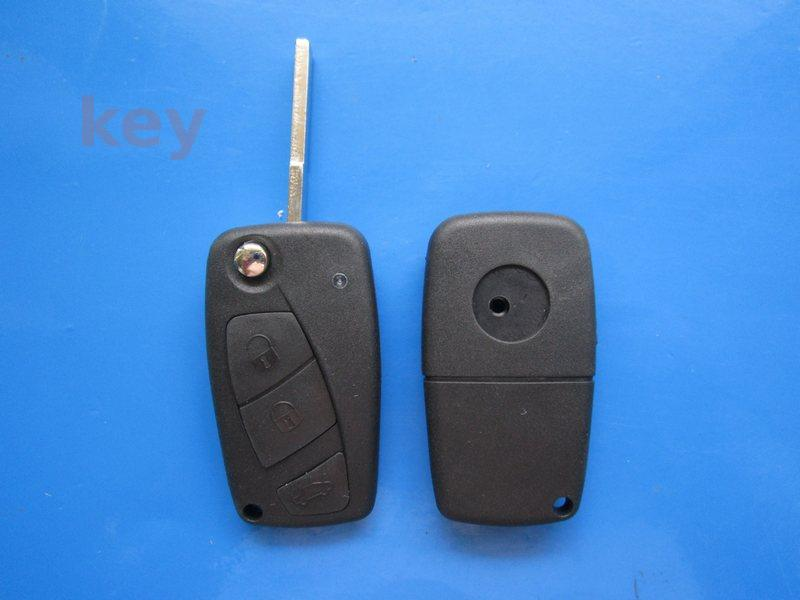 Carcasa cheie Fiat 3 butoane Fiorino Punto Citro Nemo SIP22