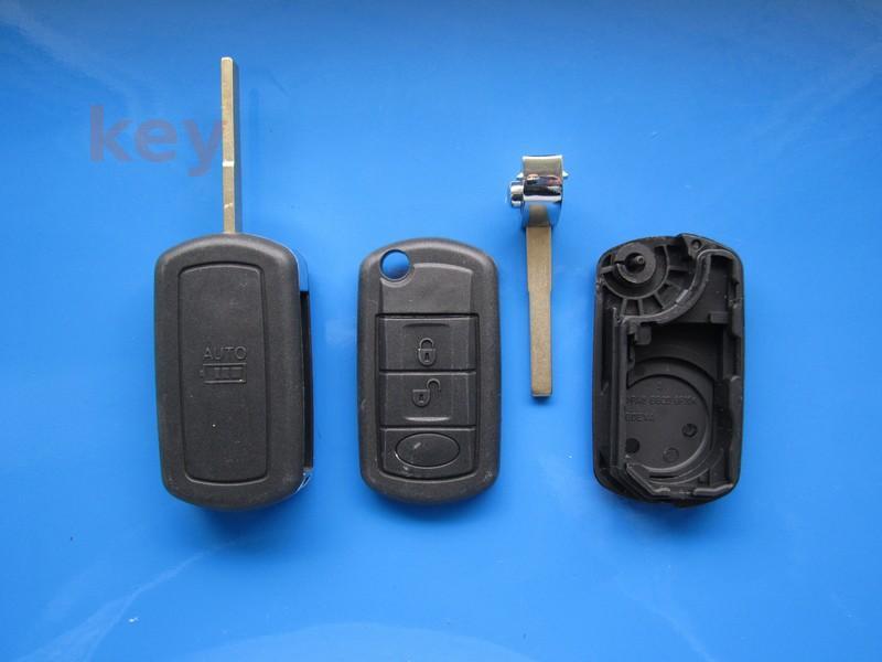 Carcasa cheie Land Rover 3 butoane Range Rover HU101