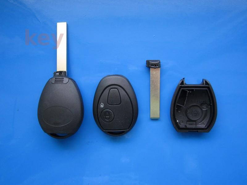 Carcasa cheie Mini Cooper 2 butoane