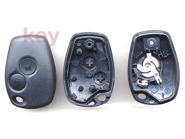 Carcasa cheie Renault 2but mici Logan Kangoo Nissan