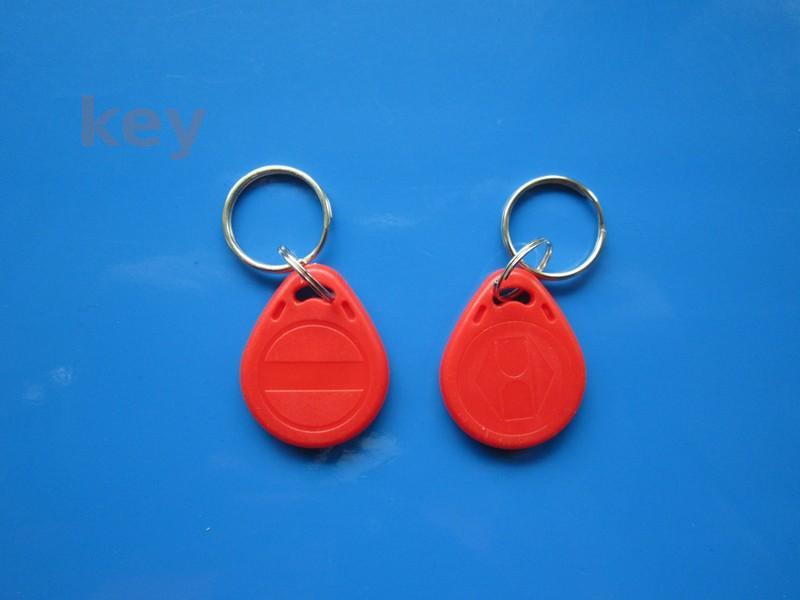 Cartela interfon EM 4305 ID13 rosu