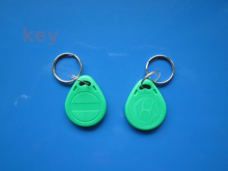 Cartela interfon EM 4305 ID13 verde
