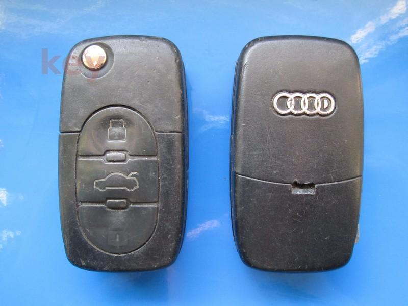 Cheie cu telecomanda Audi A3 3but 8P0837231 48CAN SH