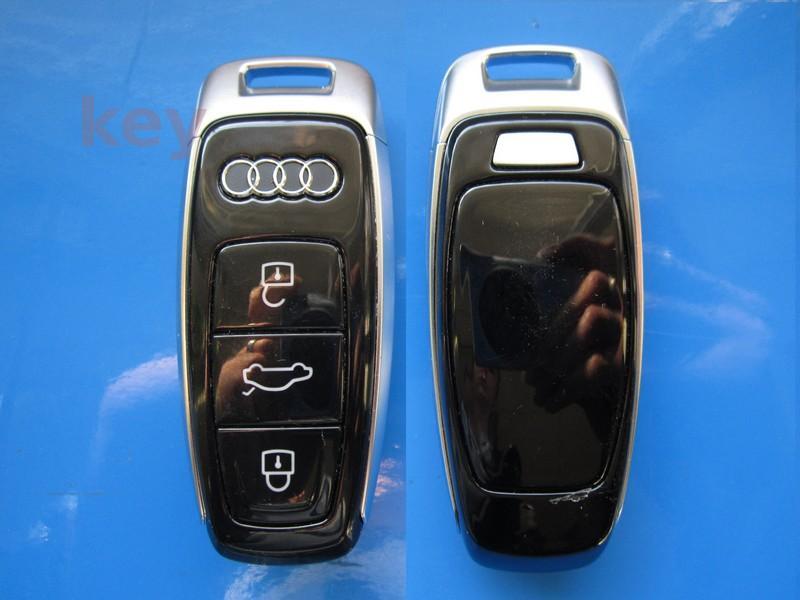 Cheie cu telecomanda Audi A6 Keyless-Go 433 SH 2018+