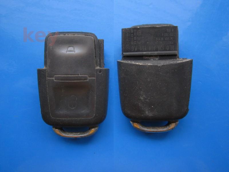 Cheie cu telecomanda VAG 433 serie 1J0959753AG SH