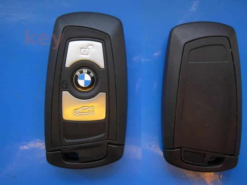 Cheie cu telecomanda BMW smart CAS4 LOCKED 868 SH