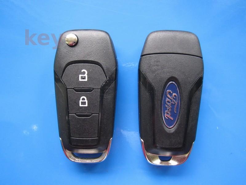 Cheie cu telecomanda Ford 2 butoane Mondeo 433 SECOND