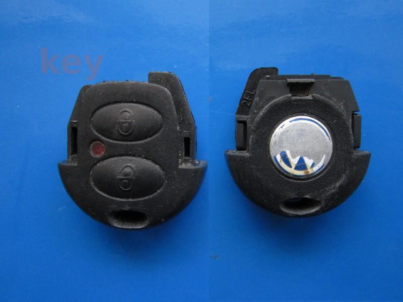 Cheie cu telecomanda VW 2b rotunda 433 SECOND