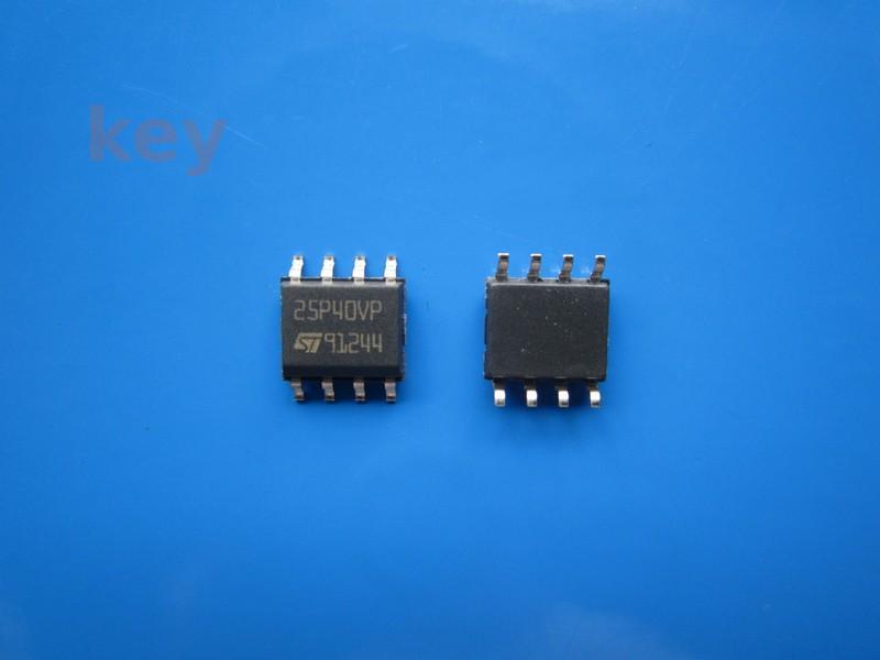 Circuit 25P40 SPI Flash SOP8