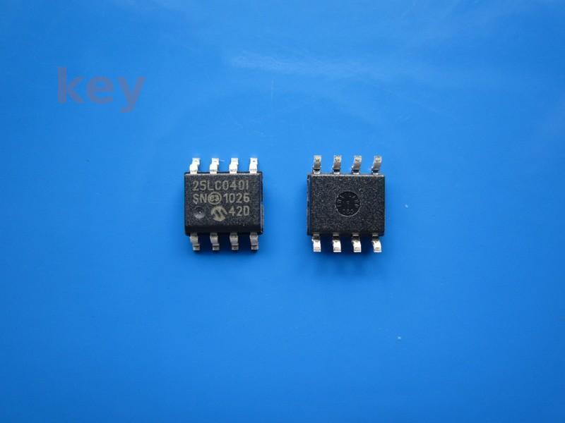 Circuit 25LC040 SOP8
