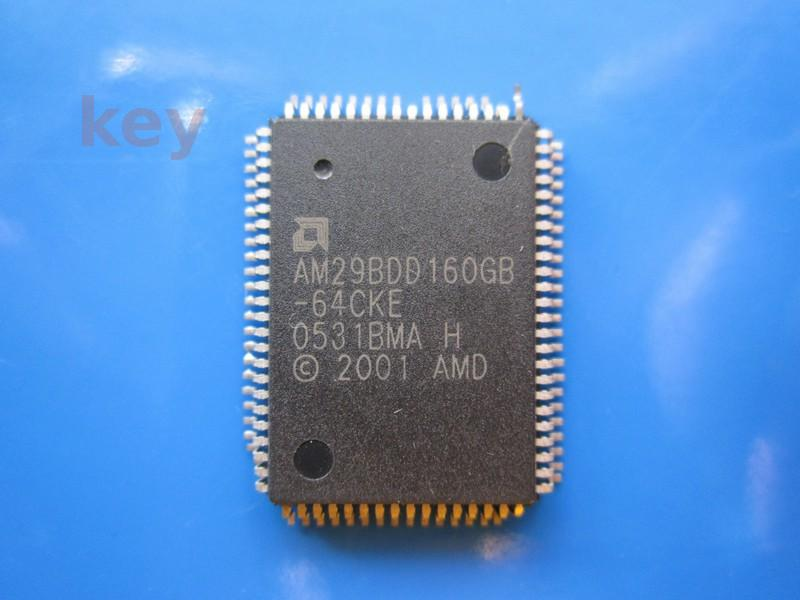 Circuit AM29BDD160GB Second