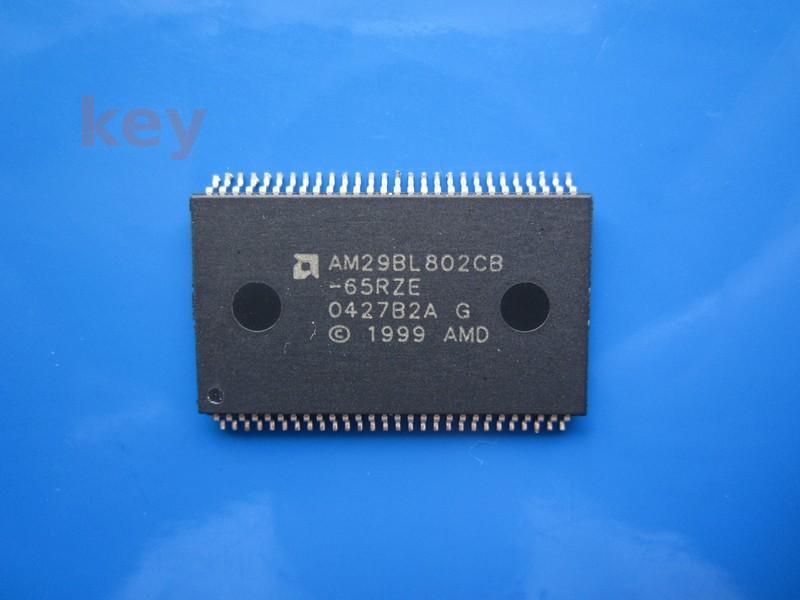 Circuit AM29BL802 SECOND