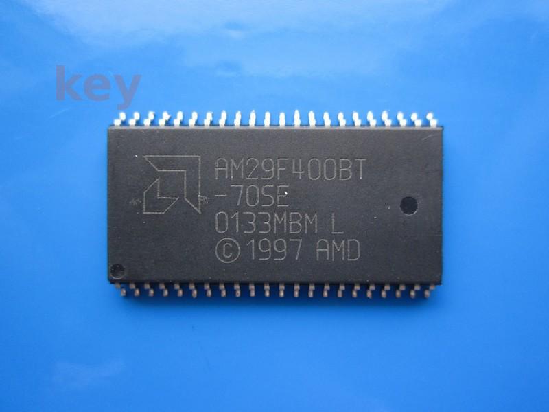 Circuit AM29F400BT