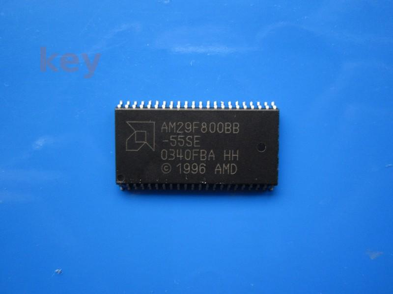 Circuit AM29F800BB SECOND