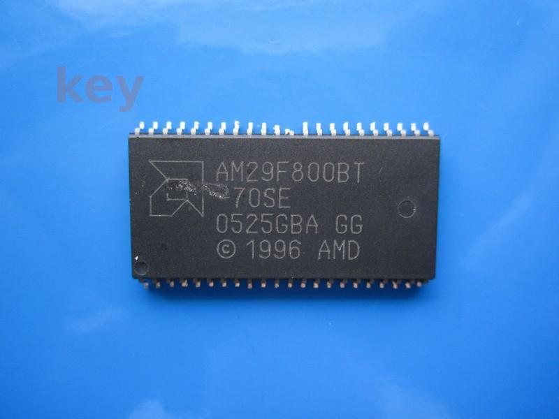 Circuit AM29F800BT SECOND