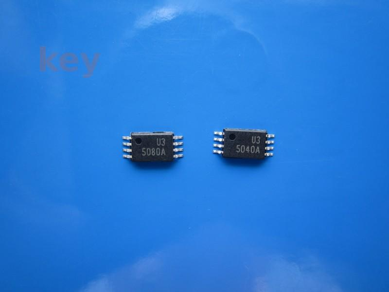 Circuit 25040 25080 TSSOP8
