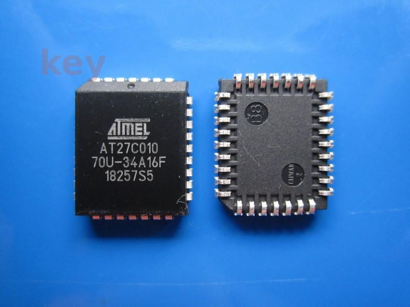 Circuit AT27C010-70JU PLCC32