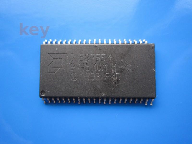 Circuit B58755M SECOND