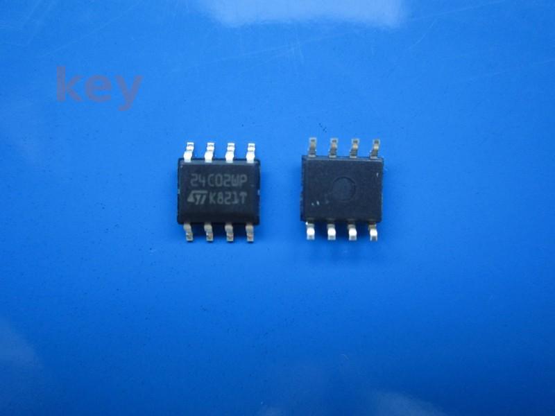 Circuit M24C02-WMN6P SO8