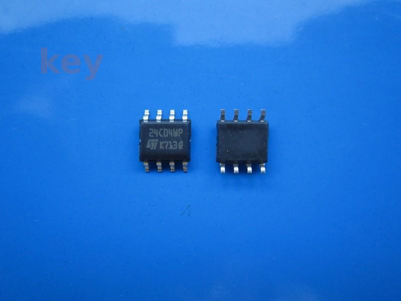 Circuit M24C04-WMN6P SO8
