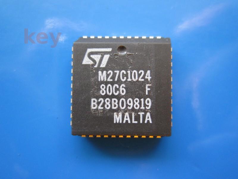 Circuit M27C1024 SECOND