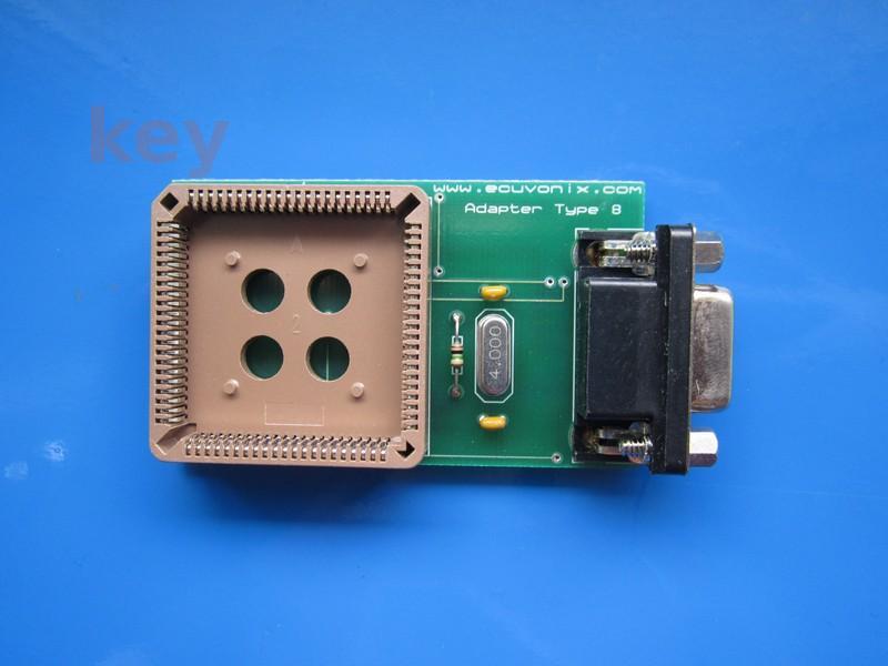 Soclu Adaptor UPA Motorola MC68HC11K-PLCC84