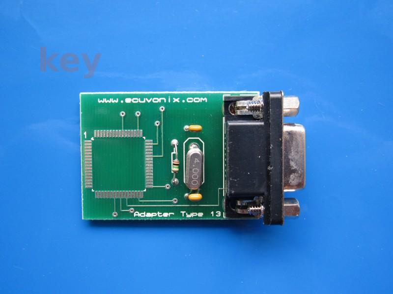 Soclu Adaptor UPA Motorola MC68HC11A8 E1 E9 E20-QFP64