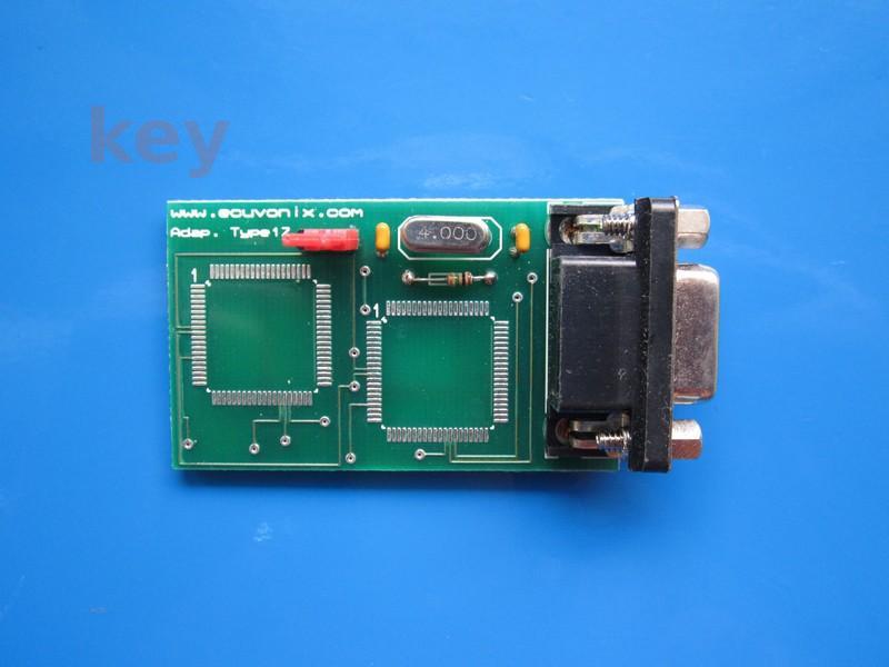 Soclu Adaptor UPA Motorola MC68HC 9 12B32 MC68HC 9 12D60 A -QFP
