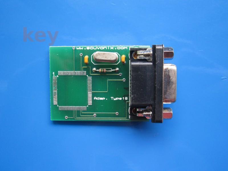 Soclu Adaptor UPA Motorola MC68HC11F1-QFP80